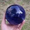 Синий плавки камень