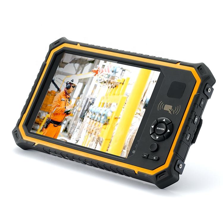 T80 rtk gnss навигация и gps промышленный прочный коврик планшетный ПК 4G lte wifi опция rfid считыватель uhf gpio rs232 rs485 uart