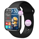 Mobile HW16 Couple Classic Silicone Sport Case Fitness Bracelet Mobile HW16 Smart Watch