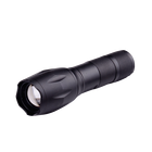 Outdoor Waterproof 10W 18650 And AAA Battery Powerful Flashlight Zoomable Tactical Portable Cheap Led Aluminum Flash light Torch