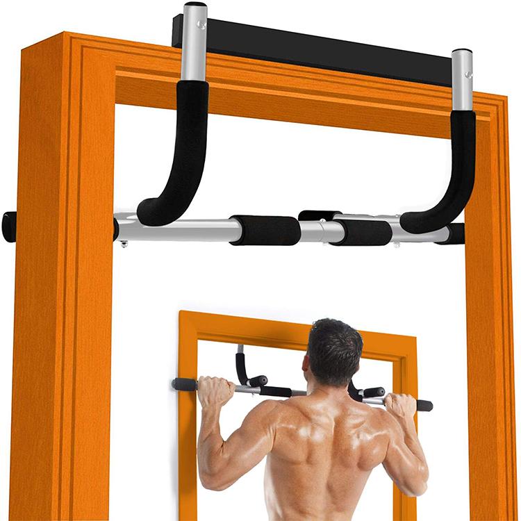 Упражнения Дверь Тренажерный зал Бар Горизонтальное настенное крепление подбородка фитнес дверь вверх Бар