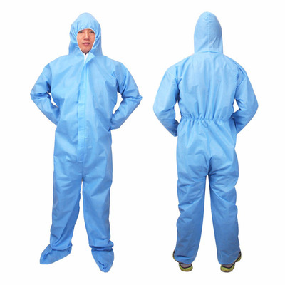 disposable isolation gown SMS coverall - KingCare | KingCare.net