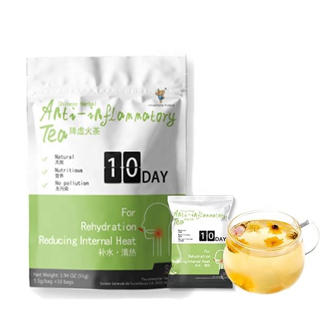 Top Quality Best Seller Chinese Anti-inflammatory Tea Beauty Tea Diet Tea - 4uTea   4uTea.com