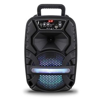 Brand New Design Portable Wireless Big Speaker 8 Inch Speaker With Good Price