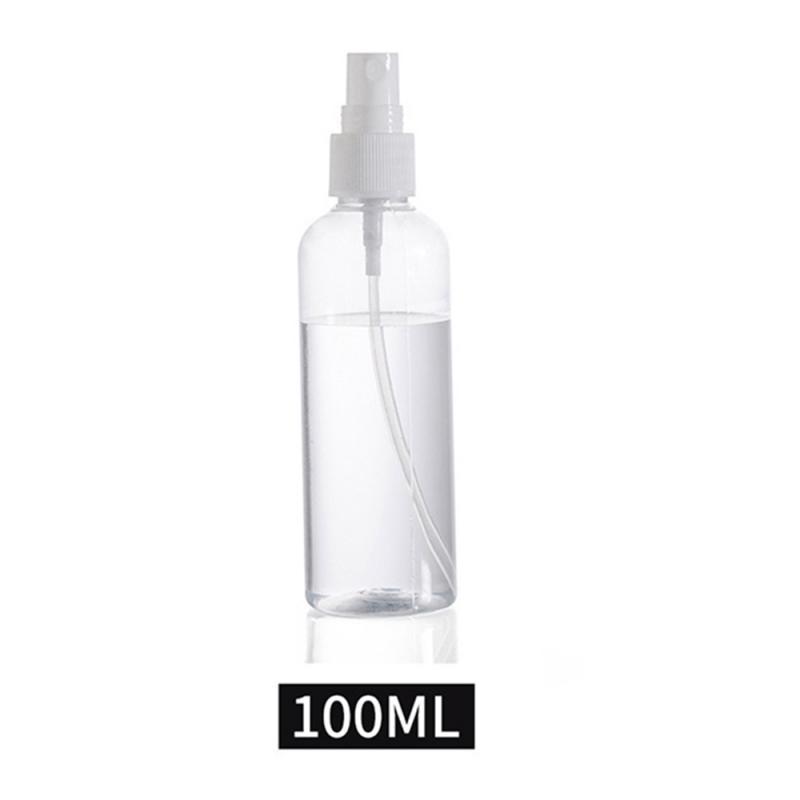 100 мл/50 мл/30 мл прозрачные пустые пластиковые бутылки с распылителем многоразовые флаконы духи контейнер с распылителем путешествия на откр...(Китай)