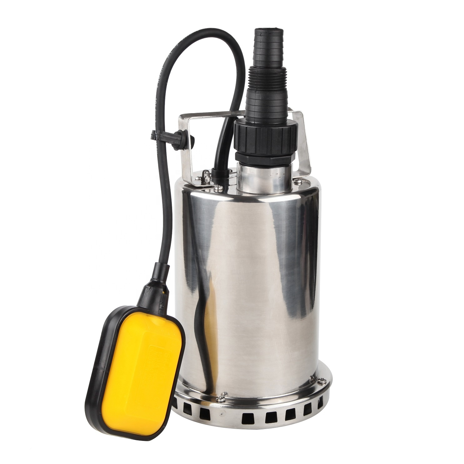 400w Portable Heavy Duty Stainless Steel Inox Auto Submersible Electric Clean Water Pump