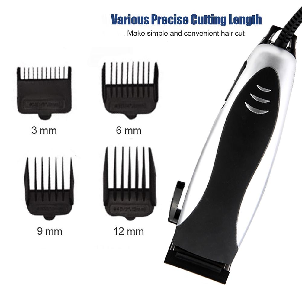 Электрическая машинка для стрижки волос с электродвигателем переменного тока