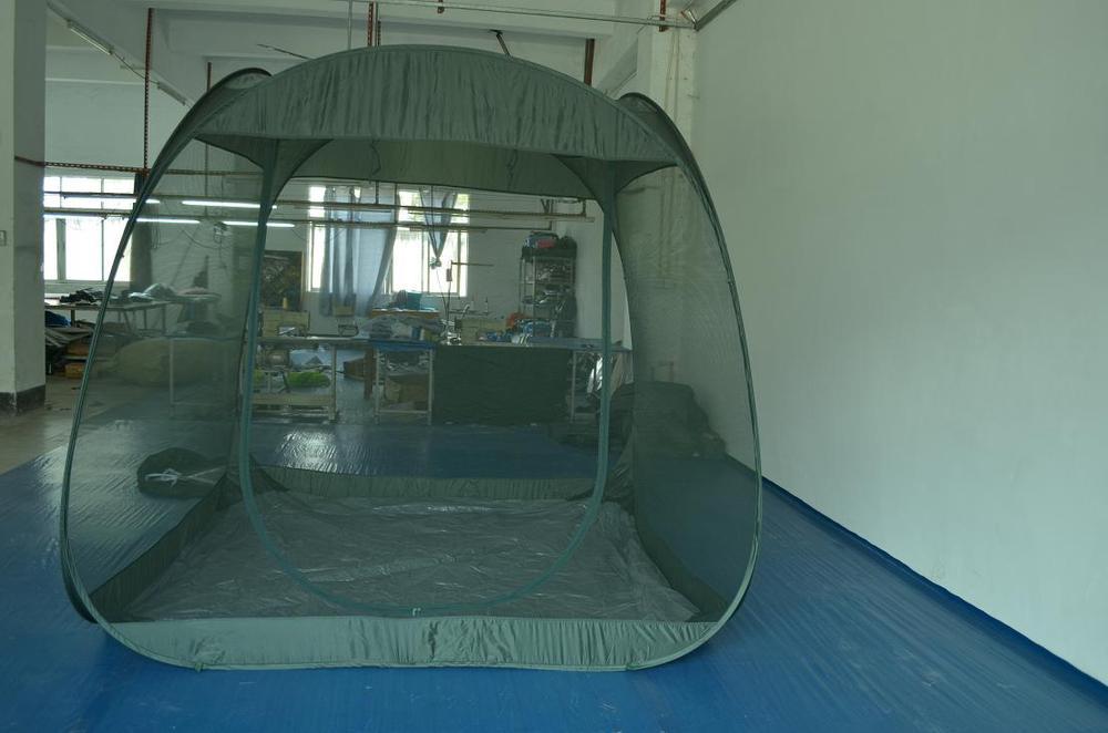 Подгонянный напольный сад всплывающие сетки экрана номер дома Складная москитная сетка