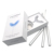 Advanced Whiter USB Android Iphone 3 In 1 Adaptor Home Teeth Whitening Kit