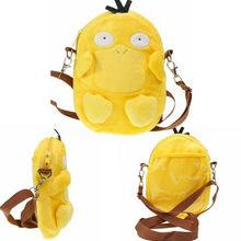 Детская сумка через плечо с рисунком покемона для девочек; Маленькие сумки через плечо с изображением монстров Пикачу псыдака Чармандера Э...(Китай)