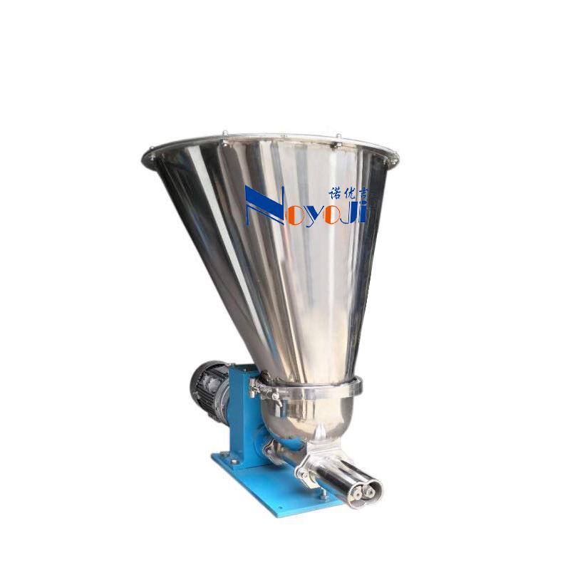 single screw volumetric feeder