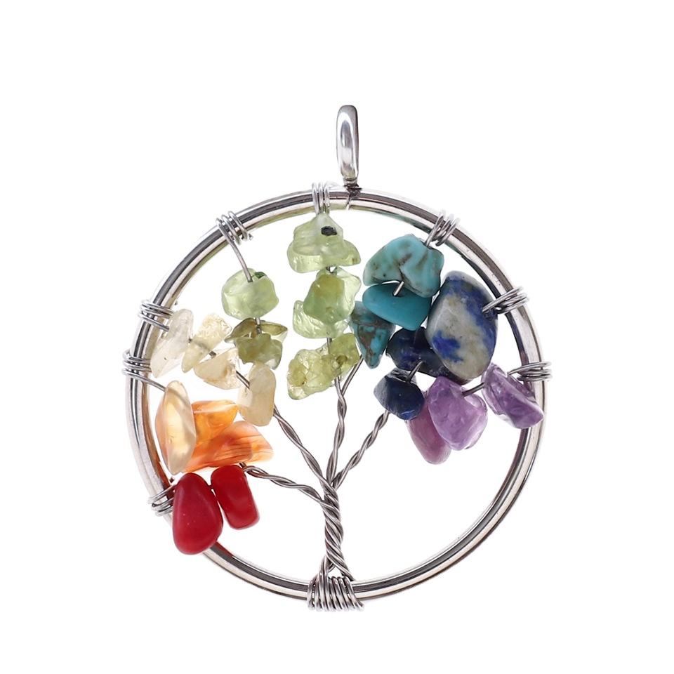 amethyst pendant chakra pendant Pendants moonstone pendant unique jewelry crystal jewelry one pendant