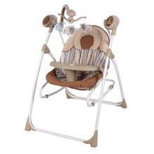 Качели электронные детские,колыбель детские,игрушечный кулон, играет музыка,колыбель для сна для новорожденного ребенка.(Китай)