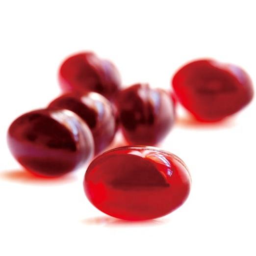 Omega-3s EPA, DHA, Astaxanthin and Phospholipids Antarctic Krill Oil Softgel Capsules