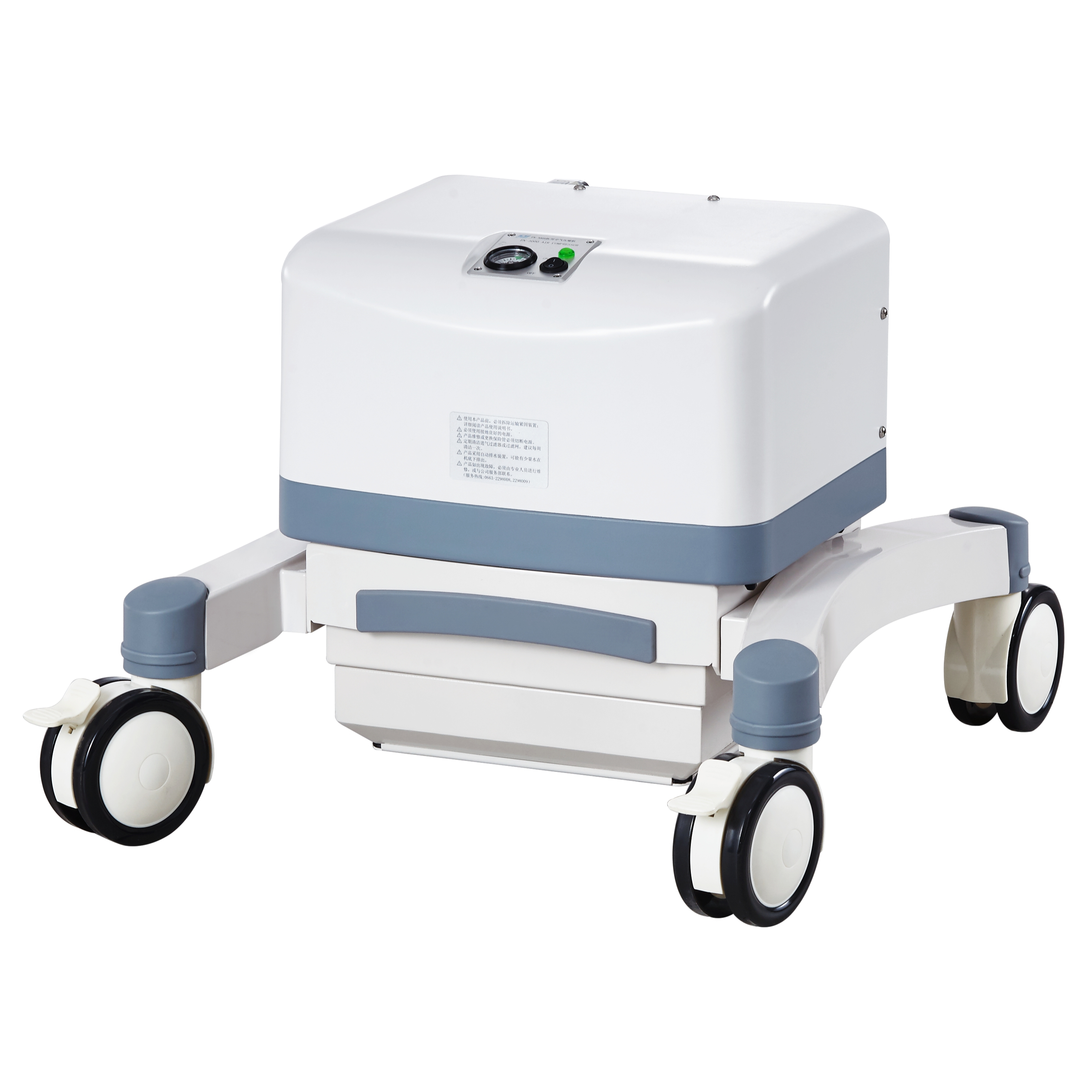 CE ISO Approved Reliable Medical Air Compressor with High pressure High Flow for ventilators - KingCare | KingCare.net