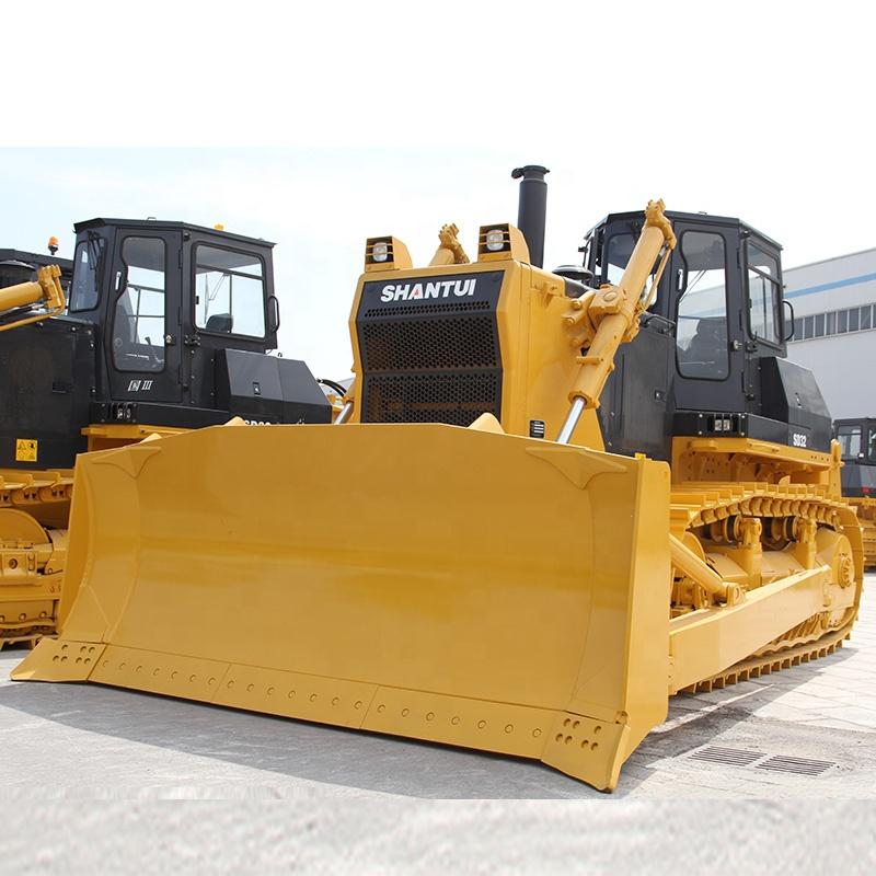 Shantui бульдозер нового типа SD32 37,2 тонн гусеничный бульдозер цена прямо с завода