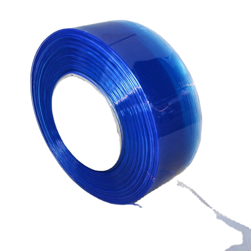 2/3 мм гибкий ПВХ пленка для мягкая пластиковая полоса для пошива штор на рулон