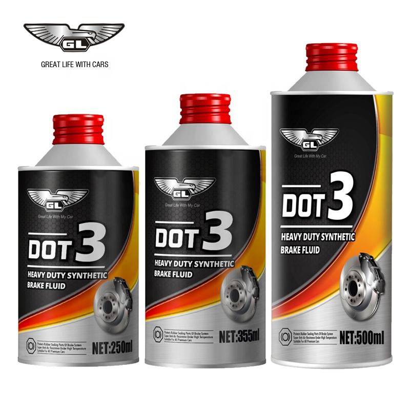 Hydraulic Brake And Clutch Fluid Oil Dot3