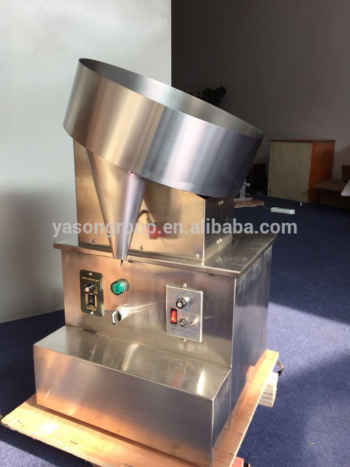 Автоматическая небольшая Счетная машина для таблеток счетчик капсул Счетная машина из нержавеющей стали