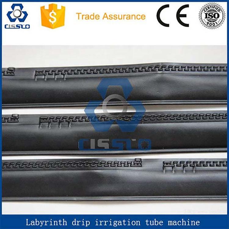 Лабиринтная линия по производству ирригационной капельной трубы LDPE