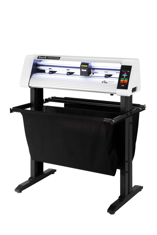 Новый виниловый режущий плоттер Teneth для печатных этикеток с реальной встроенной CCD-камерой
