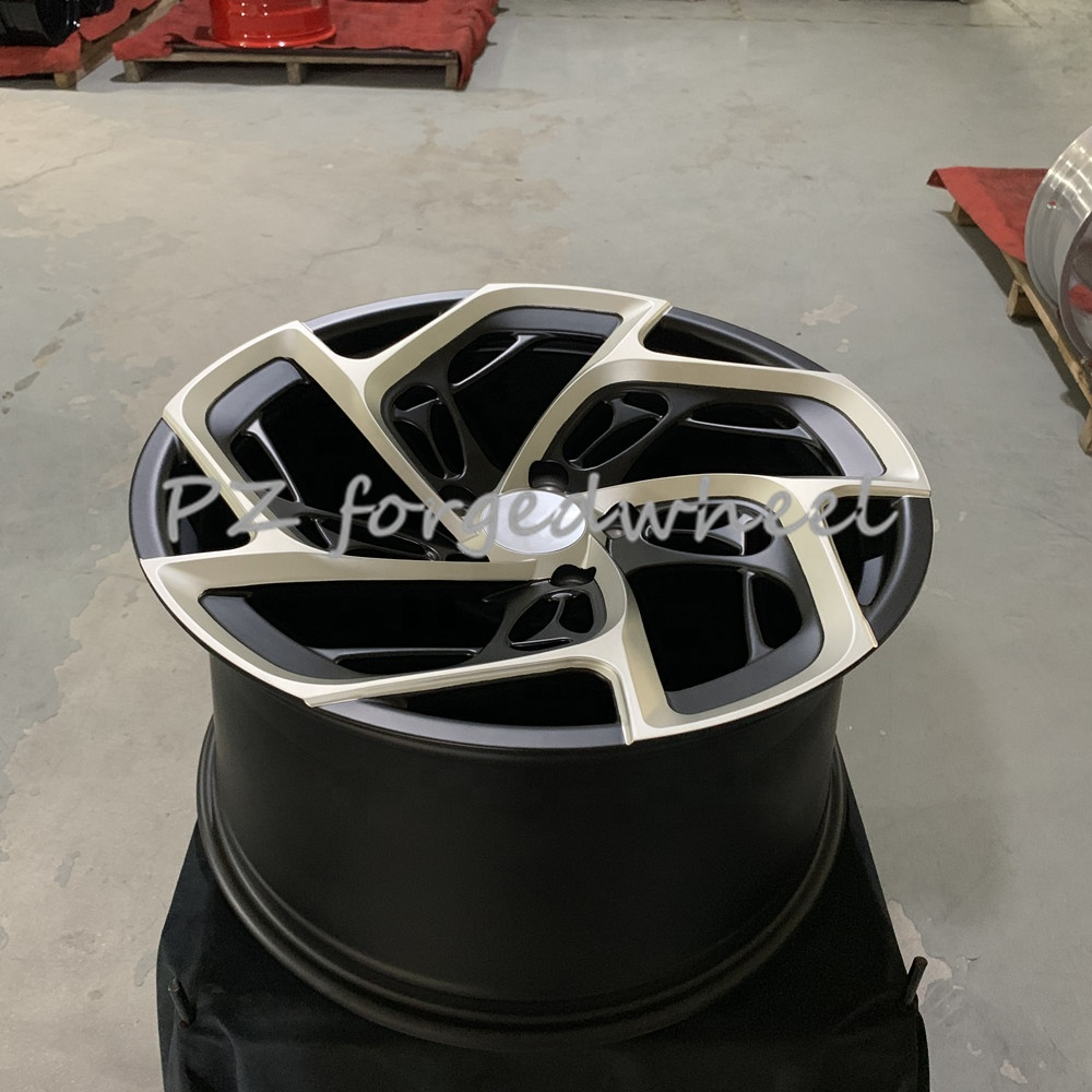 Forged OEM custom design ipw car alloy wheel rims from Chinese factory