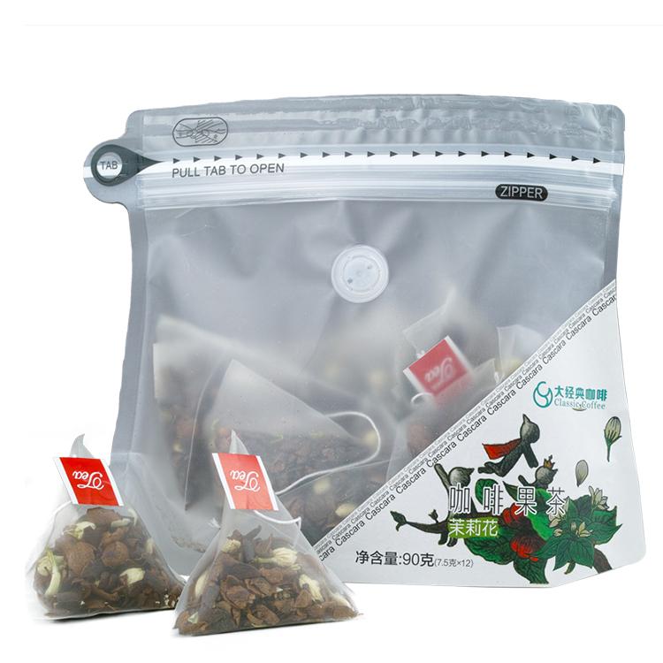 Jasmine Flowers China Tea Jasmine Tea Sachet Teabags Convenient Single Serving Tea Bags - 4uTea | 4uTea.com