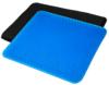 Black cover + Blue gel