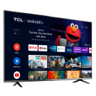 "TCL LED TV ready to ship sizes for 32""43""50""55""65""75""85"" ROKU LED TV 4K SMART UHD good price"