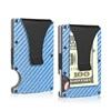 Carbon fiber Blue