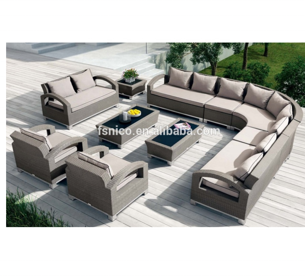 Lowes Modern Patio Broyhill Outdoor Furniture Extra Large Garden Set Rattan Sofa Buy Lowes Patio Furniture Broyhill Outdoor Furniture Modern Outdoor Furniture Product On Alibaba Com