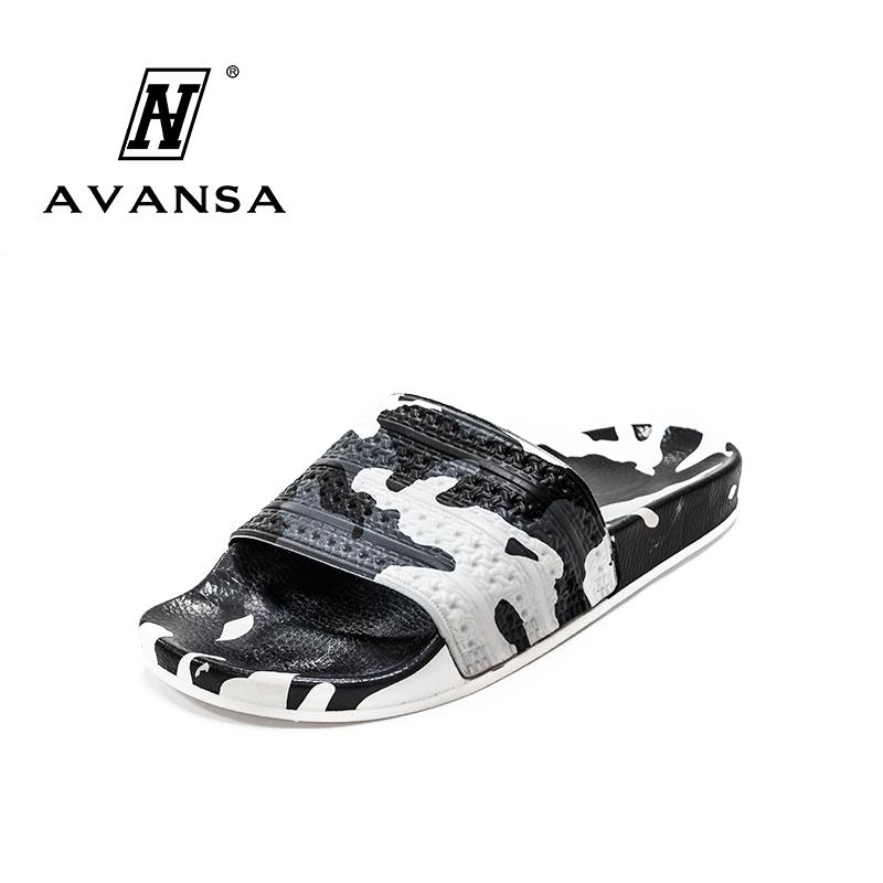 Slide Sandal PU Slides Slipper Sandals, Custom Logo Plain Custom Men Slides Footwear,full Printed Men PC Outdoor OEM / ODM