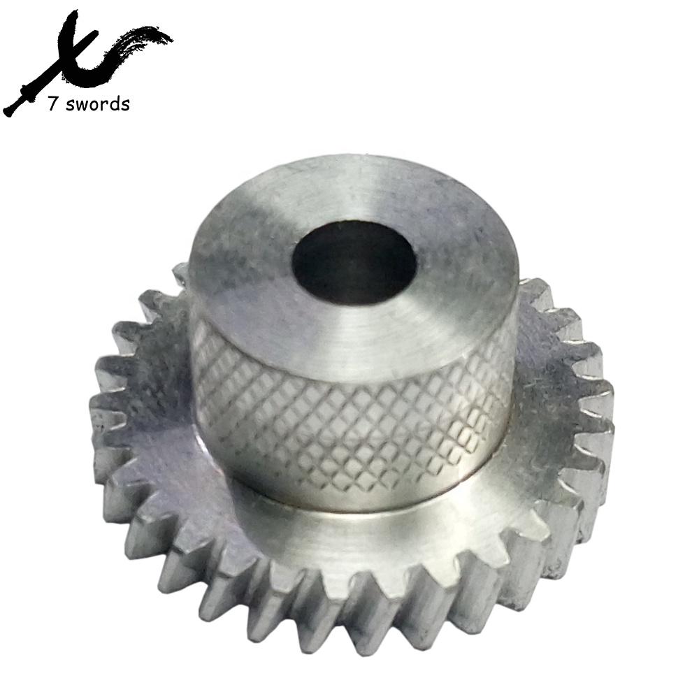 Custom Precision Machining Nylon Pinion Small Planetary Plastic Gear