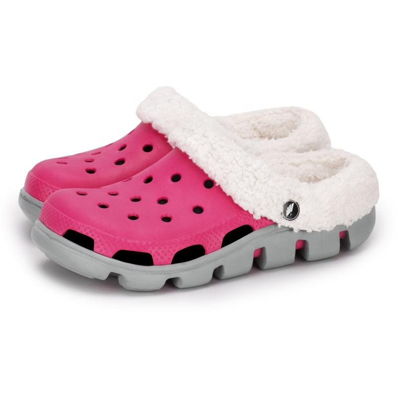 Hellosport/меховая обувь; Тапочки; Удобные домашние зимние меховые тапочки для спальни; Мужские меховые домашние тапочки