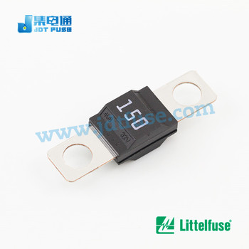 Littelfuse Blade Fuse 150A 32V High Current Fuse 0498150.M
