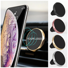 Cheap Phone High Quality Wholesale Custom Cheap Air Vent Smartphone Car Holder Magnetic Car Holder Phone Magnet Holder