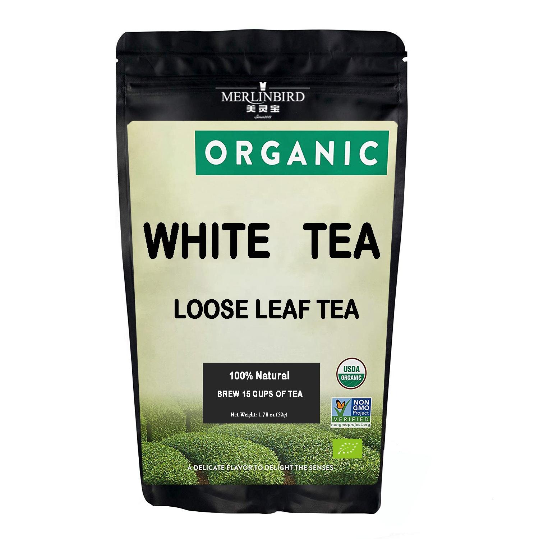 Fujian Peony Loose Tea Organic Pai Mu Tan White Tea - 4uTea | 4uTea.com