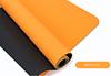 Orange + black