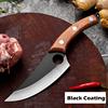 Black coating/Polybag