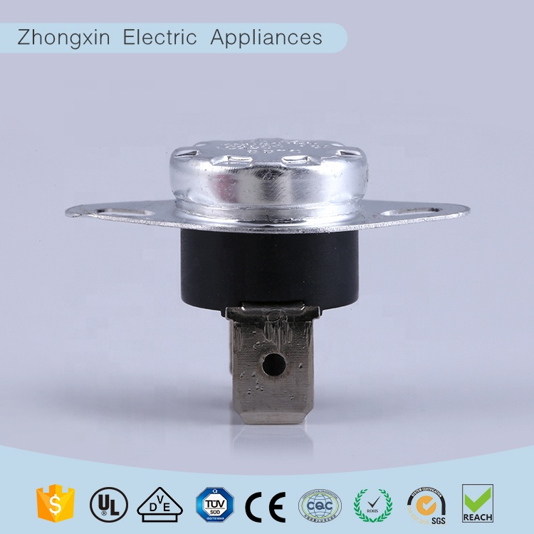 High quality best price China supplier bimetal electric thermostat