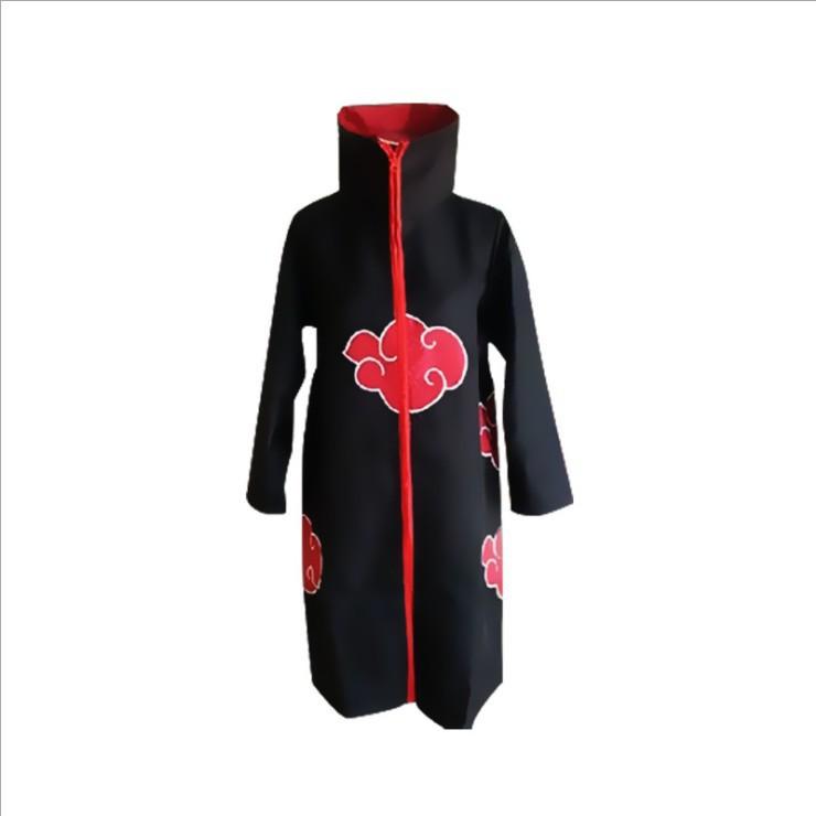 Japanese Anime Naruto Cosplay costume Uchiha Kakashi cloak cosplay costume