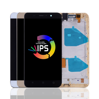 A+++ Lcds Display Fr HUAWEI Honor 4X LCD Display Touch Screen Digitizer For Huawei Honor4X/G735/Gplay with Frame