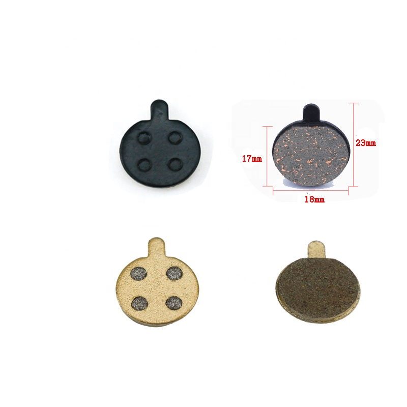 Details about  /Brake Pads 1 Pair For Xiaomi M365 Pro Electric Scooter Accessories Practial New