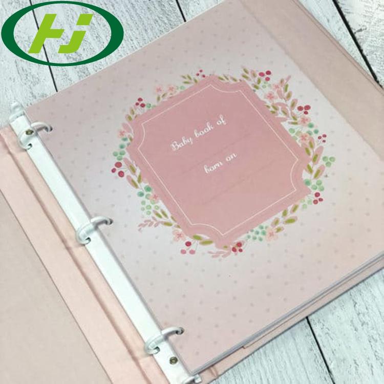 Альбом для малышей на заказ, журнал для беременных, детская память, 3 кольца, 4 кольца, папка для книг