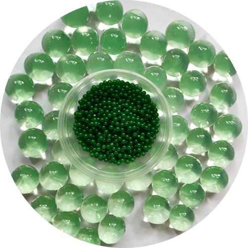 2,5-3 мм Размер кристаллическая почва, волшебные впитывающие бусины воды бисер для украшения