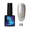 008 diamond glitter nail gel polish
