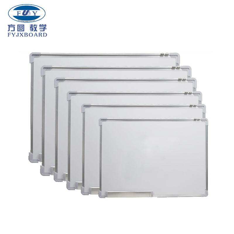 One set of whiteboard for teaching and learning