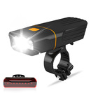1500 Lumens Ipx5 Led Waterpoof Usb XML T6 Led Bicycle Light For Cycling