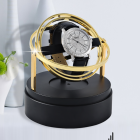 Watch Wholesale Factory Price Physical Operation Custom Mainspring Display Single Gyroscope Watch Winder