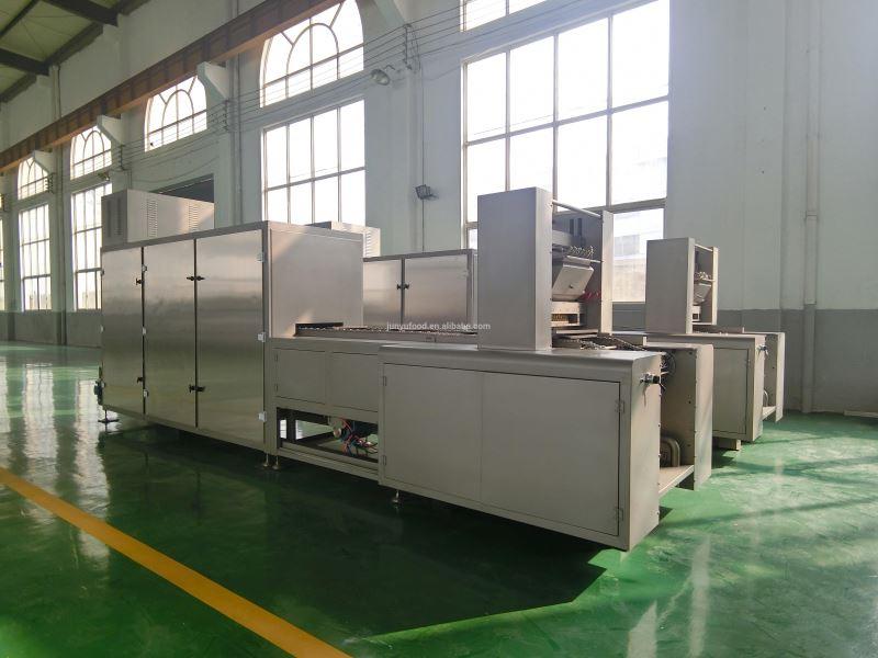 pharmaceutical CBD gummies making machine factory